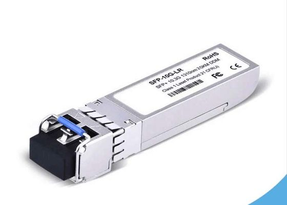 China Optischer Transceiver BIDI 10G SFP 1,5 Watt mit Wellenlänge 1330nm/1270nm distributeur
